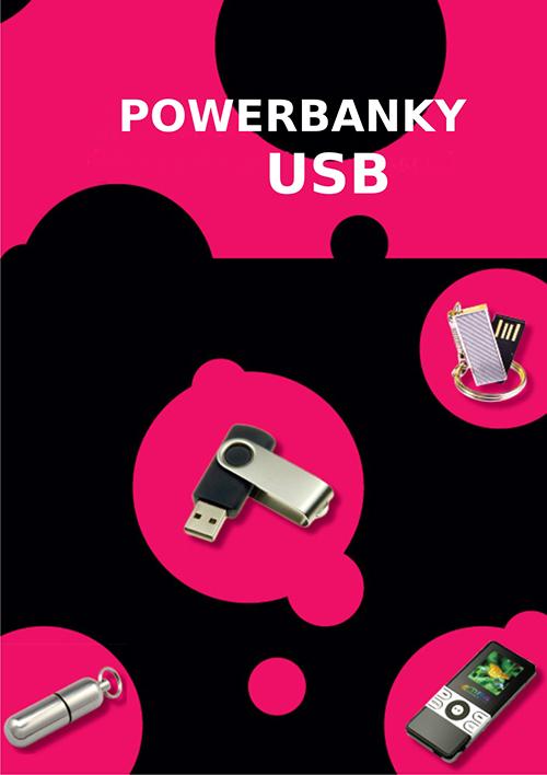 USB a POWERBANKY