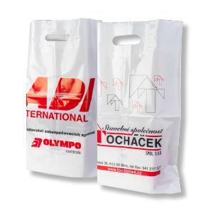 PE tašky – igelitky