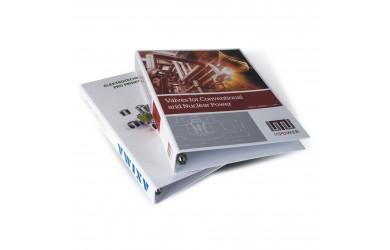 ŠANONY, obvykle formáru A4, A5, šířka hřbetu a typ mechaniky dle přání zákazníka